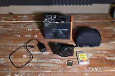 Sony Cyber-shot DSC-RX100 VA CMOS Digital Camera - Black (Used)