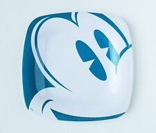 Disney - Mickey Mouse - Mickey Face Teal Square Plate