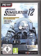 Trainz Simulator 12 Zug Hauptspiel Ultimate Edition + 3 Erweiterung PC Spiel