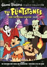 FLINTSTONES: PRIME-TIME SPECIALS COLLECTION VOL 1 Region Free DVD - Sealed