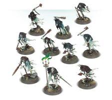 Nighthaunt - 10x Chainrasp hord - Warhammer Age of Sigmar - AoS