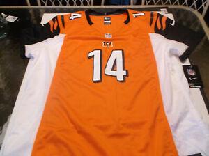 Cincinnati Bengals Andy Dalton  NWT  NIKE womens jersey XXL