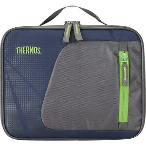 Thermos Insulated Radiance Navy Standard Food Carry Lunch Kit Bag