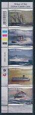 Postfrische Briefmarken mit Schiffe- & Boote-Afrika