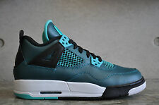 "Nike Air Jordan 4 Retro ""Teal"" GS - Teal/Black/Retro/White"