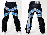Dirty Money Police Line Jeans