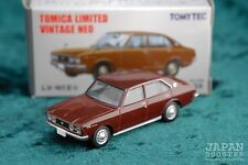 [TOMICA LIMITED VINTAGE NEO LV-N12b 1/64] TOYOTA CARINA 1600 DX (Brown)