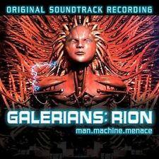 ORIGINAL SOUNDTRACK - GALERIANS: RION (NEW CD)