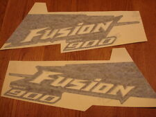 Polaris Fusion Liberty 900 Side Decals Stickers 7173157 7173158 Right/Left