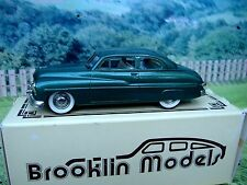 1/43 Brooklin models  (England) Mercury 2 door coupe 1949