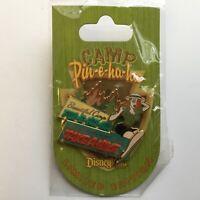 DLR - Camp Pin-e-ha-ha Take A Hike Jessica Rabbit LE 500 Disney Pin 53469