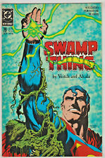 SWAMP THING#79 VF 1988 SUPERMAN DC COMICS