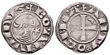 More details for crusaders (1163-1188 ad) bohemond ar denier. antioch #cr 9156