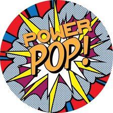 CHAPA/BADGE POWER POP . the nerves big star plimsouls beat steve bators barracud