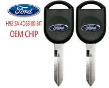 2 New Ford H92 SA 80 BIT OEM Original Chip Best Quality Guranteed to Program A++