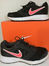 Nike Downshifter 6 Women's Size 6.5 Black / Pink Running Training Shoes ZD-965