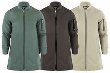 Brave Soul Zip Funnel Neck Coats & Jackets for Men
