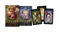 Legacy of the Divine Tarot Cards Set by Ciro Marchetti 9780738715650