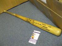 Duke Snider Louisville Slugger Autographed Game Used Signed Bat JSA Certified