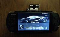 New Sony PSP 3003 Slim Console + 128GB Memory Card