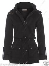 NEW GIRLS JACKET COAT HOODED FLEECE Girls School CLOTHING AGE 7 8 9 10 11 12 13
