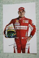 ORIGINAL Autogramm von Felippe Massa. pers. gesammelt. 20x30 Foto. 100% ECHT