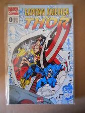 CAPITAN AMERICA & THOR n°0 1994 Marvel Italia  [G692]