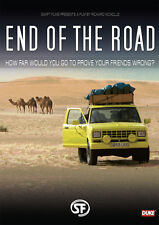 End of the Road DVD - 4000 Mile Car Adventure - Sahara Desert