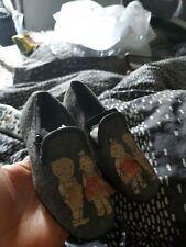Antique Adorable vintage children's shoes!