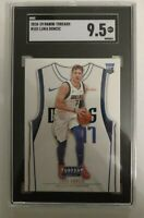 Luka Doncic SGC 9.5 2018-19 Panini Threads Low Pop #101