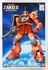 Bandai First Grade Gundam FG-02 MS-06S CHAR'S ZAKU II 1/144 scale kit