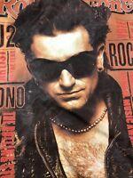 Rolling Stone Magazine Cover Bono U2 purse tote pocketbook bag