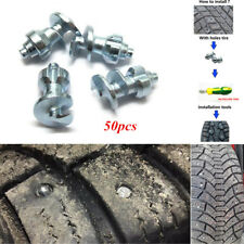 Car Vehicle Wheel Tire Stud Snow Chains  Nail Spike Durable Anti-Slip Screws Nut