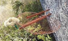 Net Live Bird Trap Trappola Uccelli Piege Oiseaux Trampa Pajaros Aves Catch Cage
