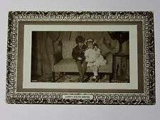 "K387 - 1908 ""LOVE'S YOUNG DREAM"" Little Boy & Girl Postcard"
