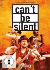Can't Be Silent - Musikfilm  DVD/NEU/OVP