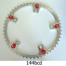 Gios Torino pantographed chainring NEW 144bcd 52th panto