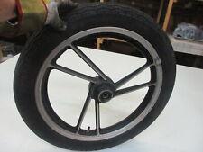 4. SUZUKI GSX 400 E GK 53 C Felge vorne Vorderrad 1,60 x 18 Zoll Reifen 3.00S18