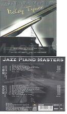 CD--MCCOY TYNER UND VARIUOS COMPOSER -- --CD -- JAZZ PIANO MASTERS