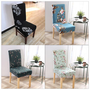 Protector Slipcovers Chair Cover Dining Room Seat Cover European Banquet Style