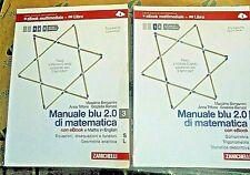 MANUALE BLU 2.0 DI MATEMATICA CONFEZIONE VOL.3 - BERGAMINI TRIFONE - ZANICHELLI