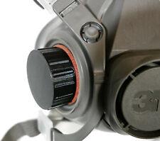 Valve Port Block Filter Cap for 3M Respirator