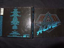 COFFRET 2 CD DAFT PUNK / DIGIBOOK  / ALIVE /
