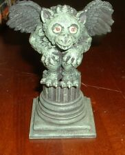 Resin Cast Gargoyle Figurine 3 inches Collectible