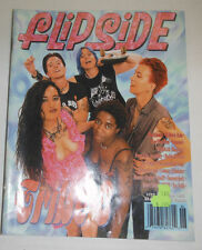 Flipside Magazine Tribe 8 & Blackhouse June 1998 090314R