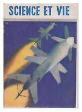 SCIENCE ET VIE  341 02/1946  BE- AVION  BATEAU