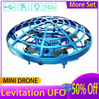 UFO Flying Ball Toys Mini Drone Induction Levitation Quadcopter Hand Operated