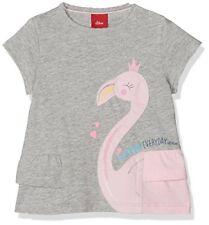 Magliette, maglie e camicie grigi per bambina da 0 a 24 mesi