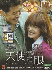 Angel Eyes _ Korean Drama DVD _English Sub_ Region 0_ Digipak Set_ Lee Sang-yoon