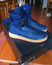 Nike Air Force 1 One SF AF1 high midnight navy